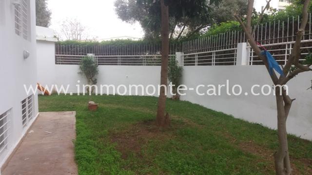 Villa moderne à louer à Hay Ryad RABAT