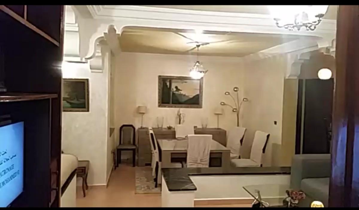 Location appartement meublé à Rabat Haut Agdal