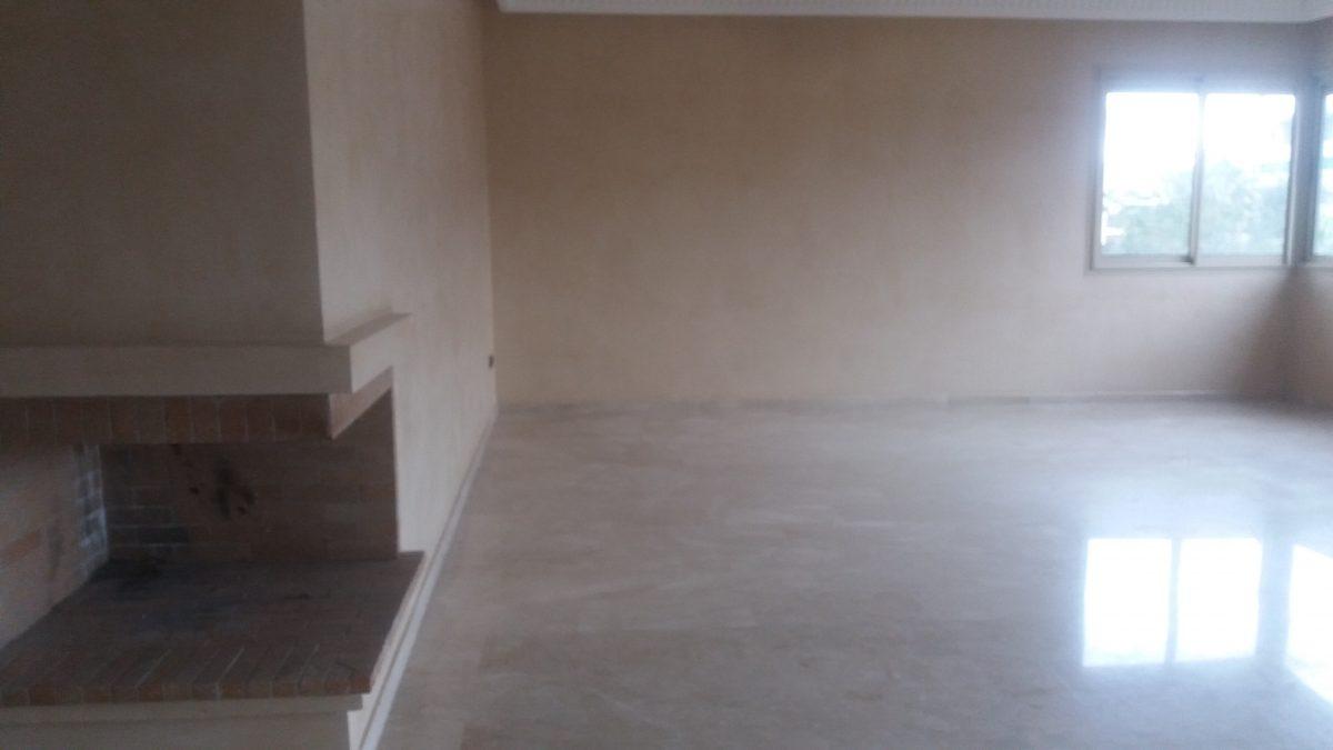 Location appartement avec terrasse à Hay Riad  Rabat