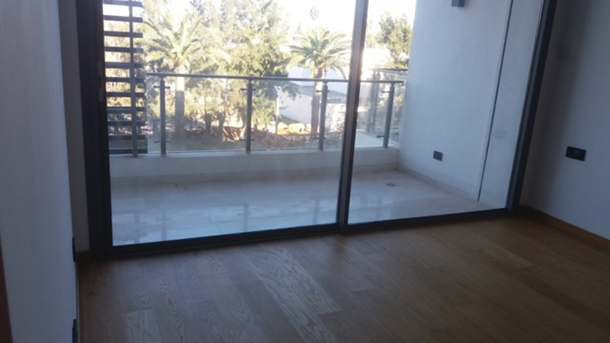 Appartement neuf à louer à Rabat