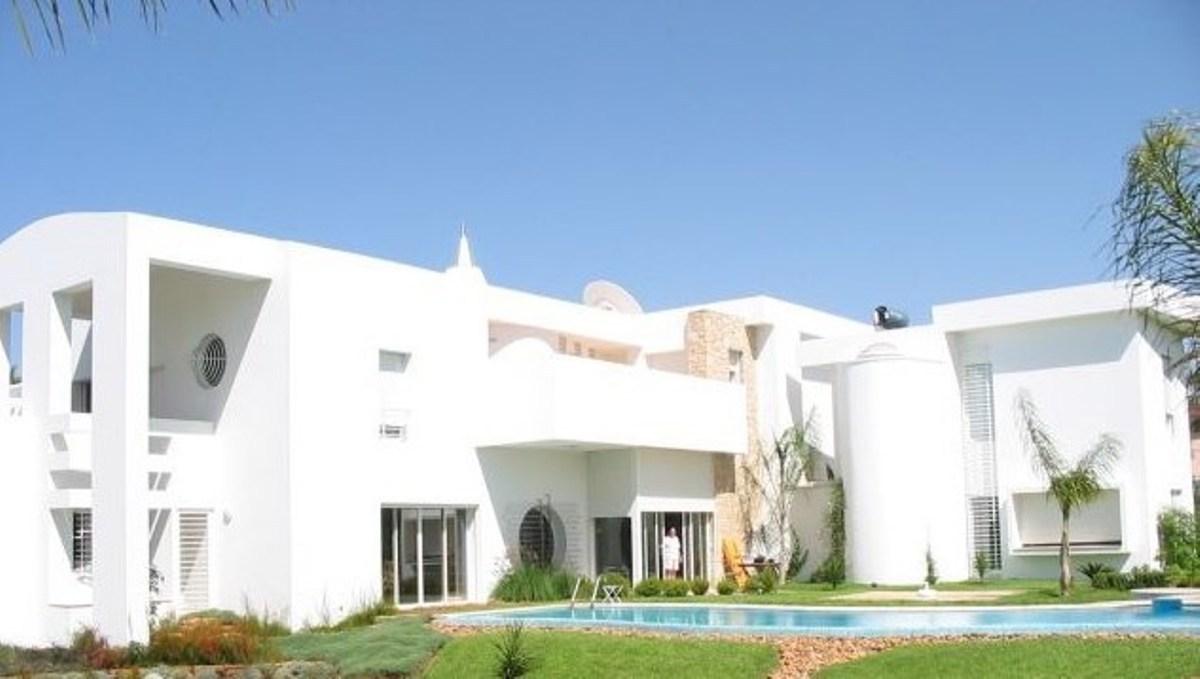 Vente villa haut de gamme à Rabat-Souissi