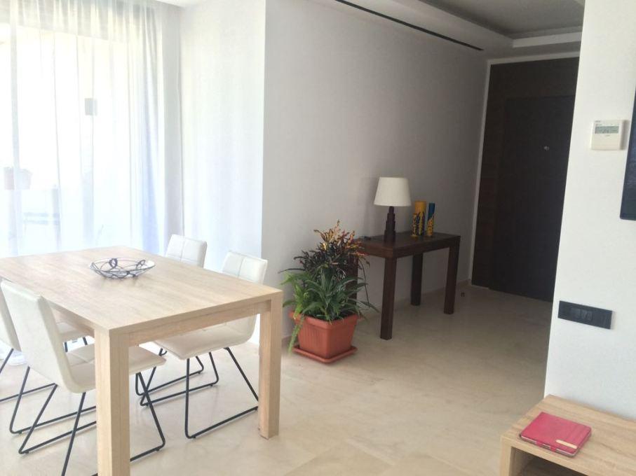 A louer appartement meublé à Souissi Rabat