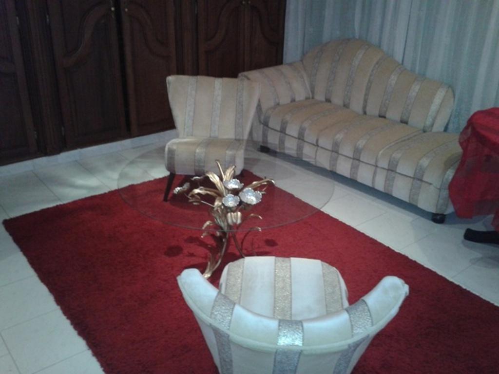Location villa/maison meublée à Hay Riad à Rabat