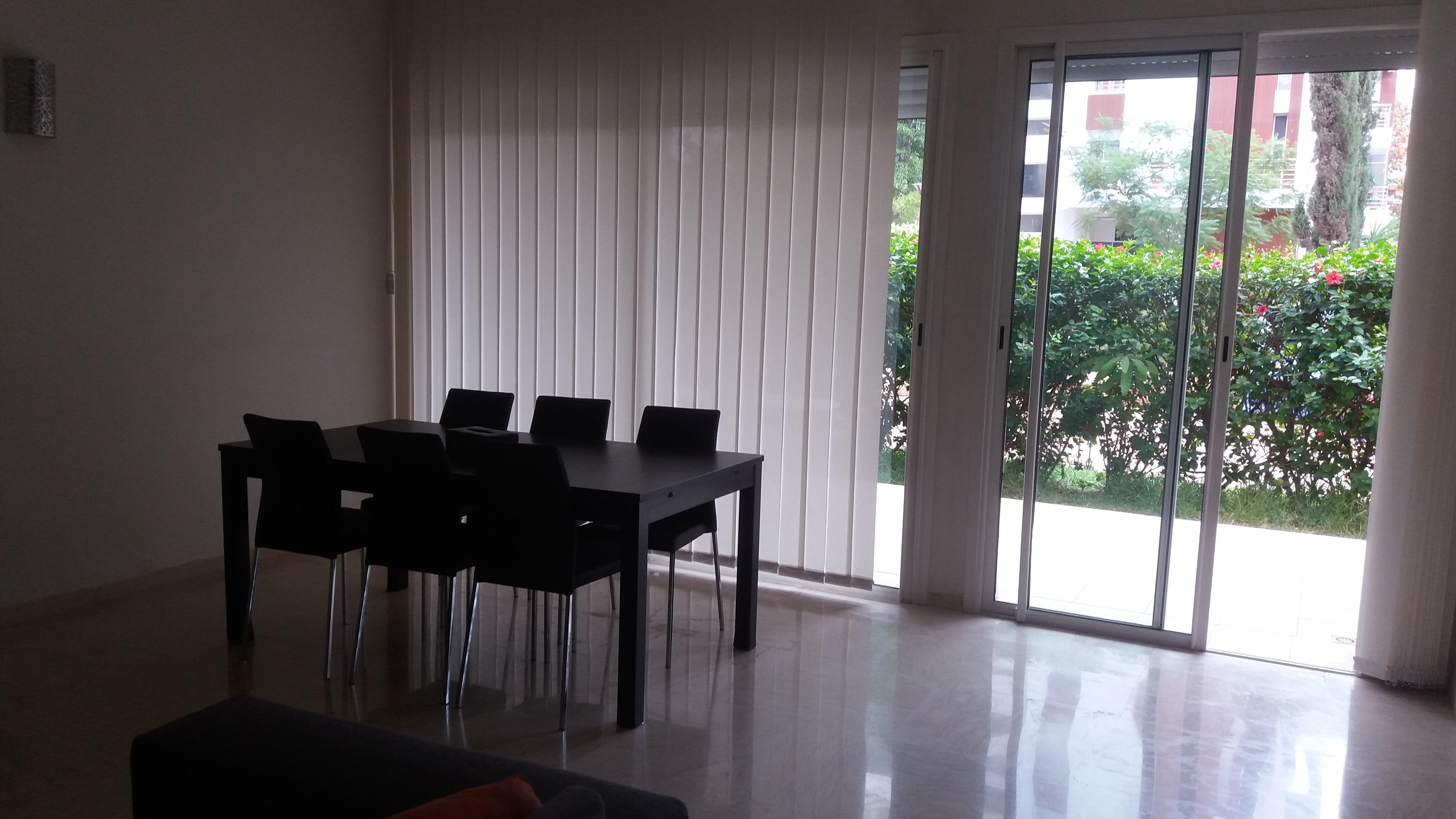 Location Appartement  meublé à hay Riad Rabat