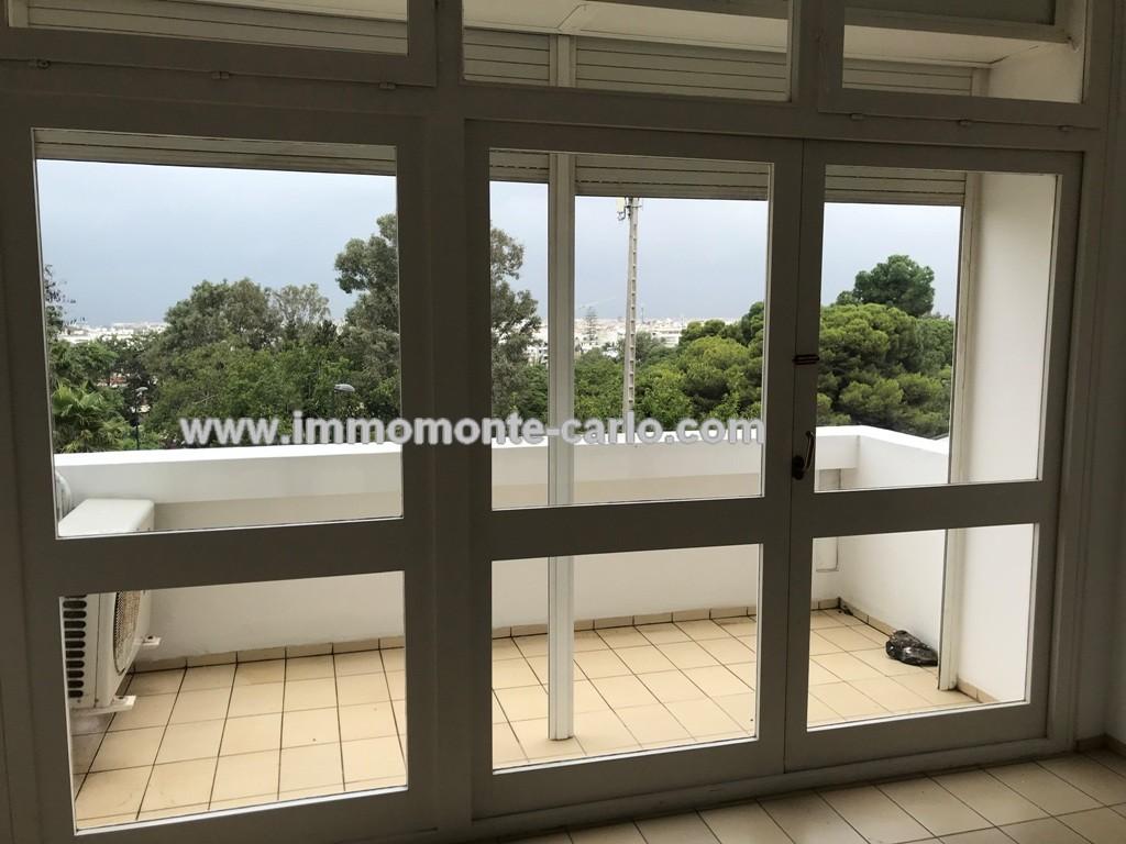 Location appartement à Rabat haut agdal,