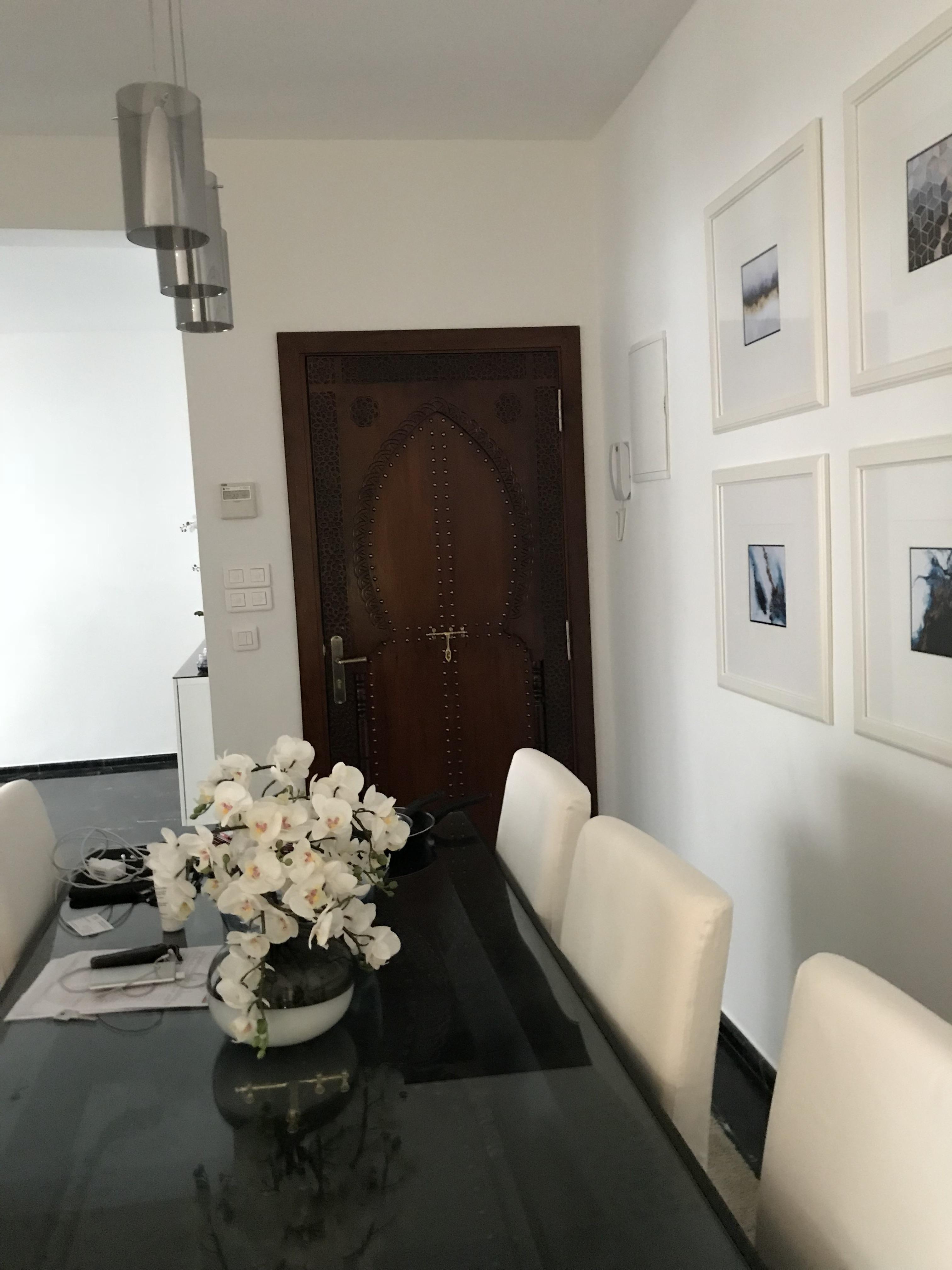 Appartement meublé à louer à Rabat Maroc