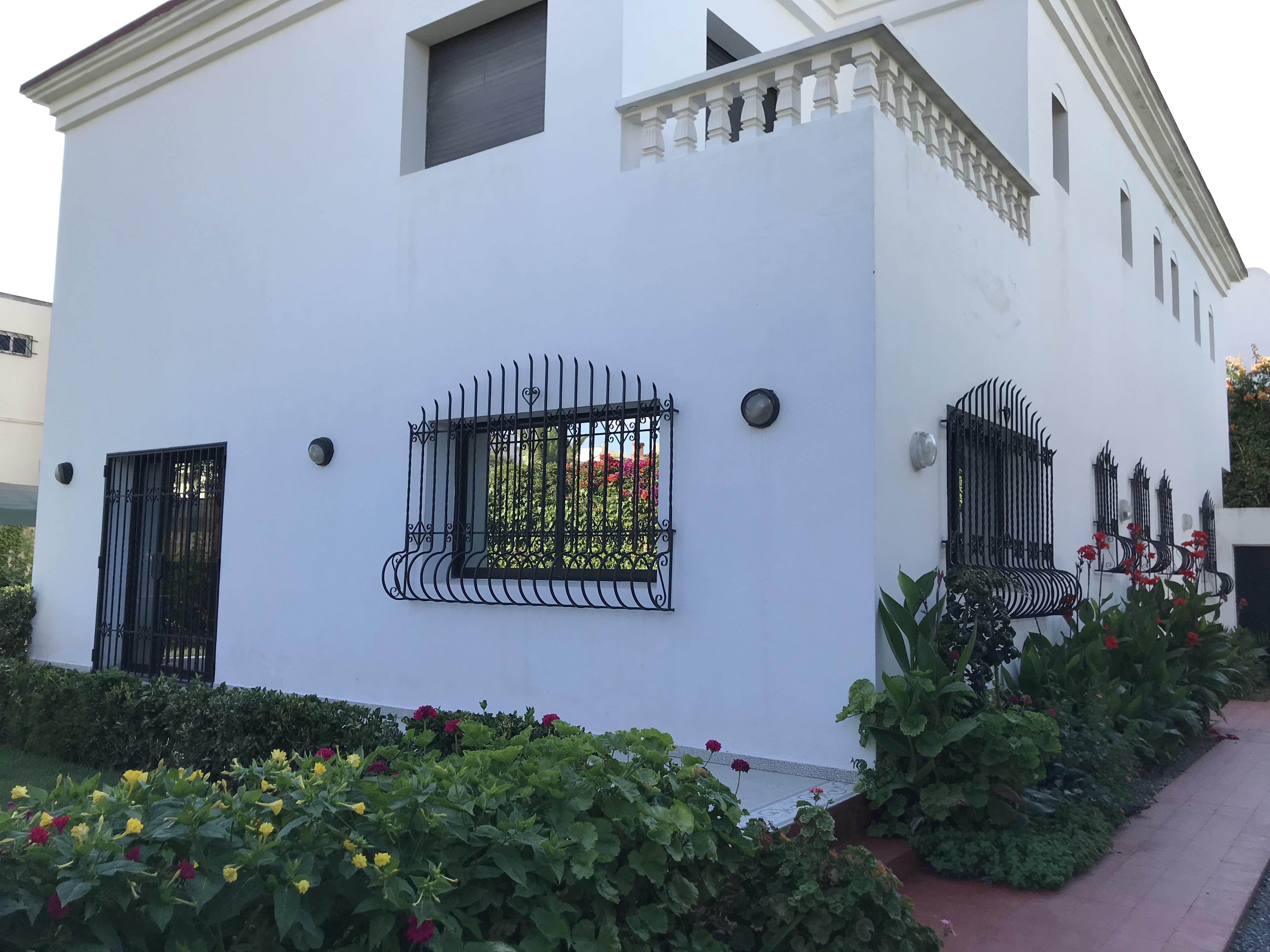 À louer villa meublée Harhoura Rabat au quartier Beethoven plage
