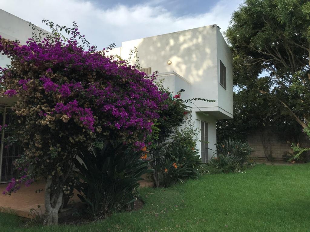 À louer villa avec chauffage central à Rabat à Souissi