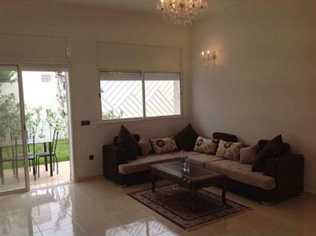 Location villa meublée à Rabat,