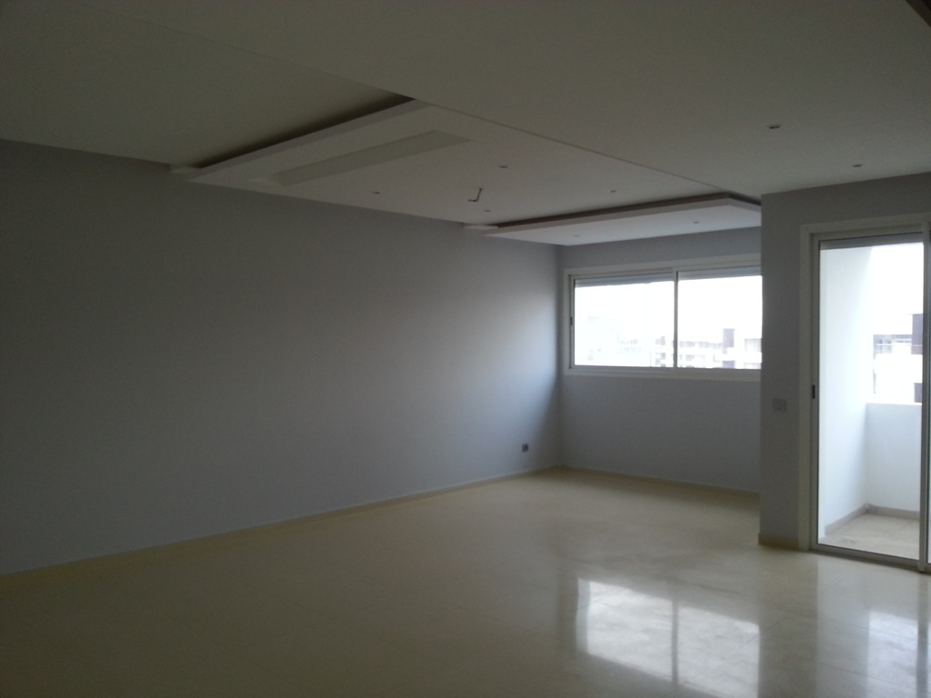 Appartement neuf à louer Hay Riad Rabat