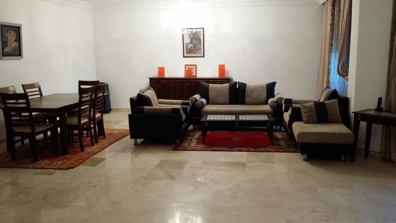 Appartement meublé à louer Hay Riad Rabat