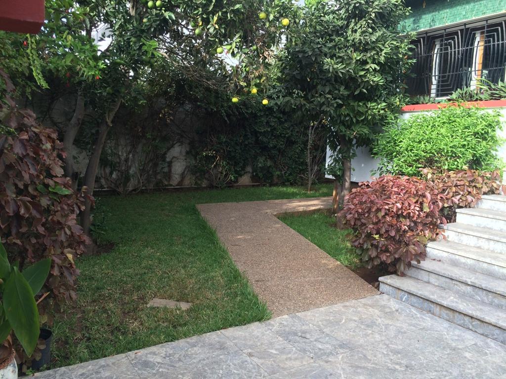 Villa à louer à RABAT