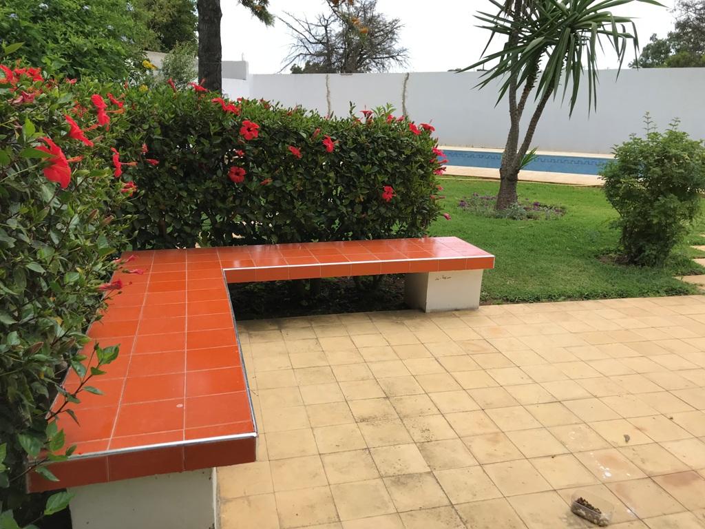 À louer villa avec piscine RABAT Souissi