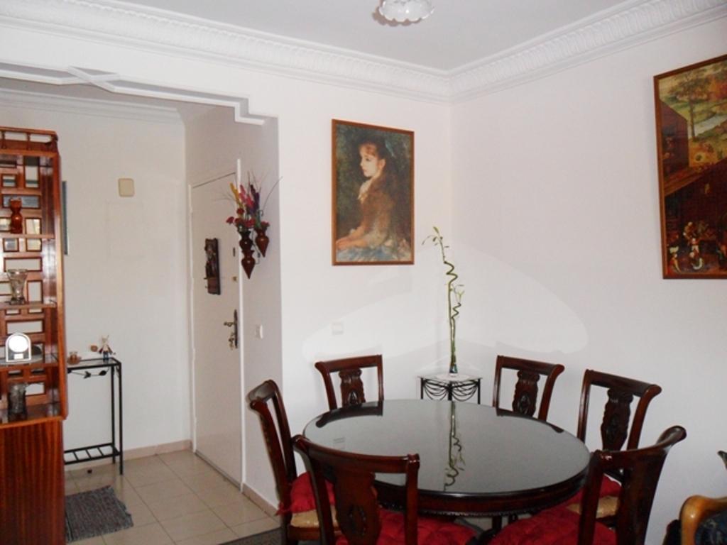 A louer appartement meublé à Agdal à Rabat