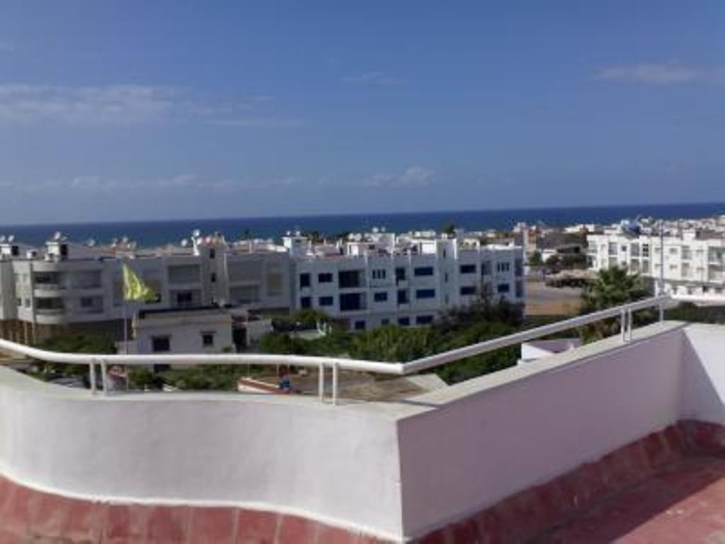 Location appartement meublé de plage Harhoura Temara
