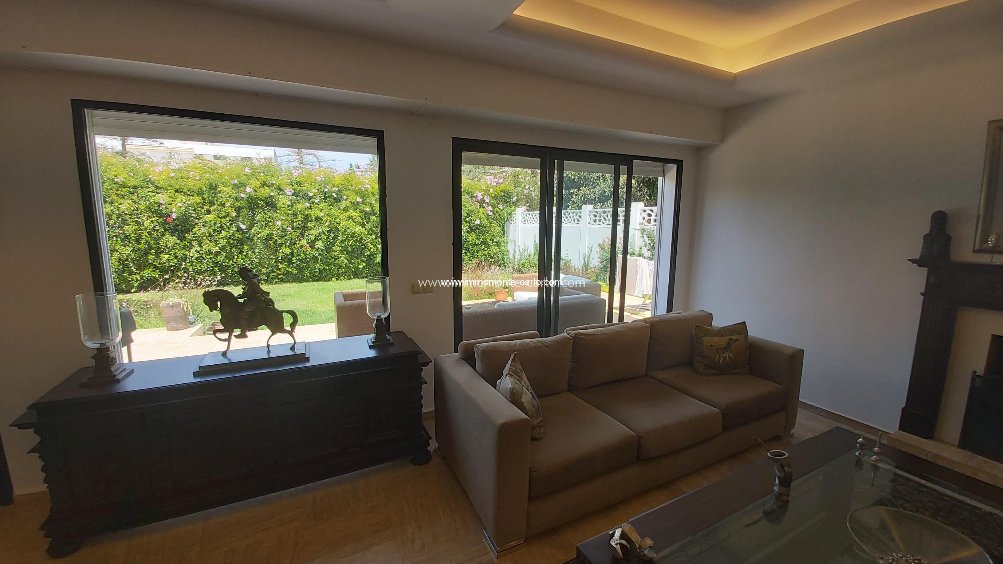 Superbe villa de 600 m2 à vendre au Haut-Agdal / Rabat