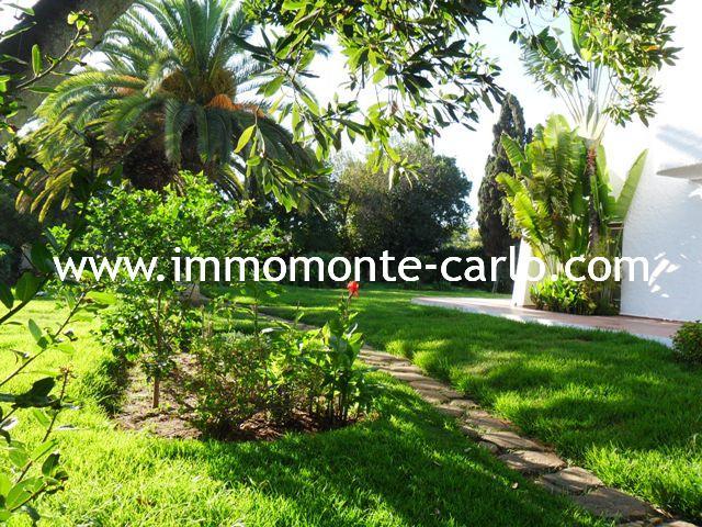 Agréable villa à louer à Rabat Souissi