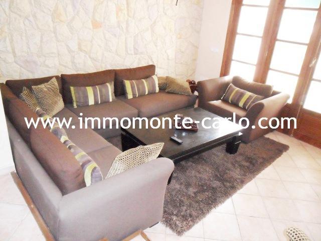 Location Villa meublée de plage à Harhoura Temara à Rabat
