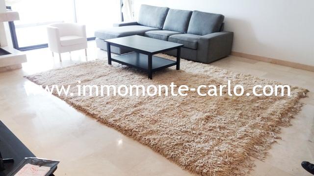 Appartement meublé à louer à aux orangeraie de Souissi Rabat