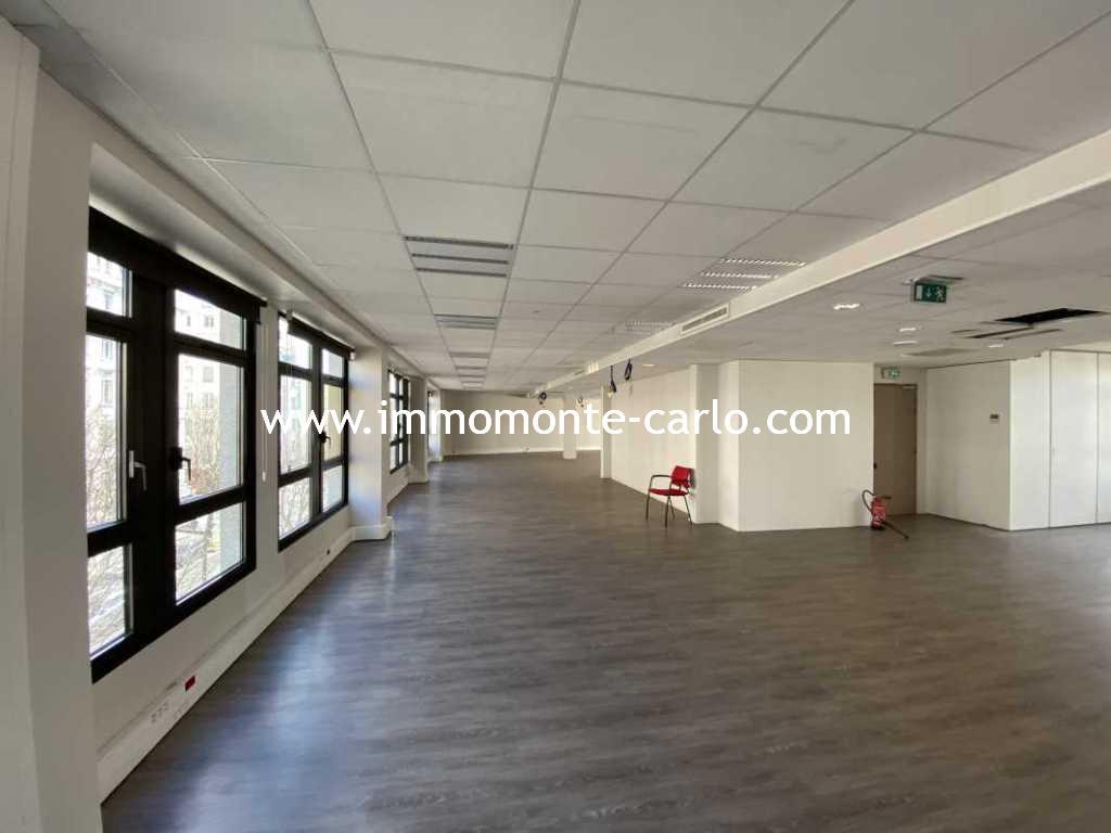 Location Plateau Bureaux  Hay Riad Rabat