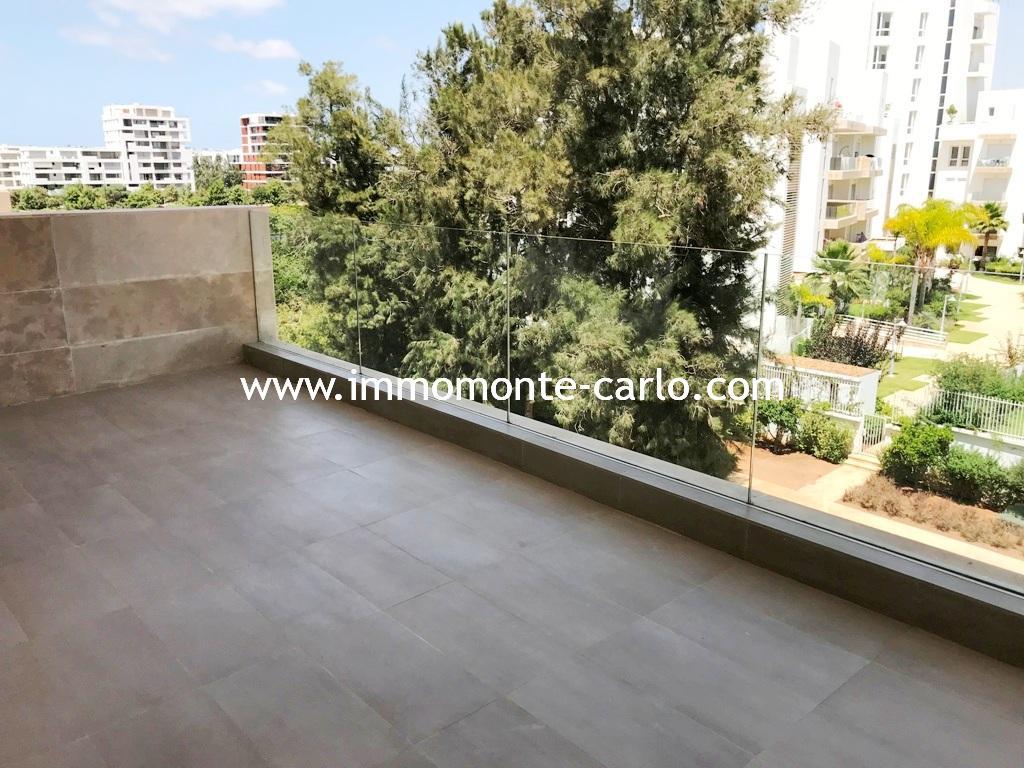 Louer appartement haut standing Souissi Rabat