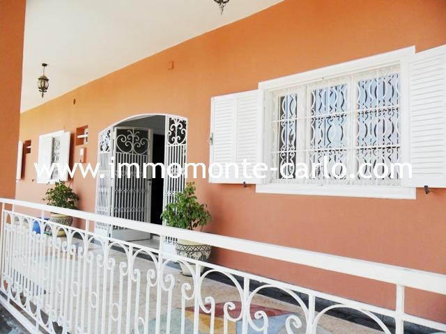 Villa à louer Rabat Haut Souissi