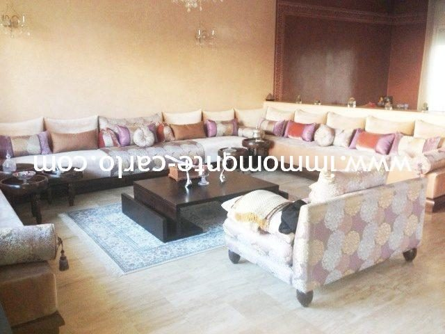 Vente villa à Wifak Temara-Rabat