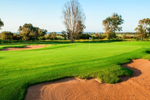 Vue du golf 2