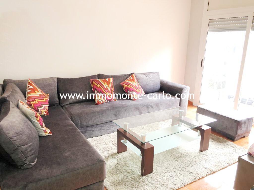 Studio meublé neuf à louer à Hassan-Centre ville Rabat